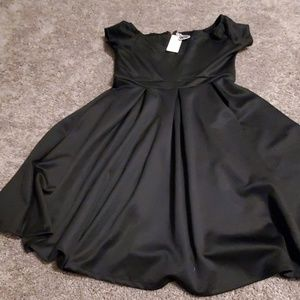 Size 18 new with tags black dress